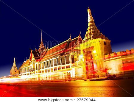 The Grand Palace,bangkok