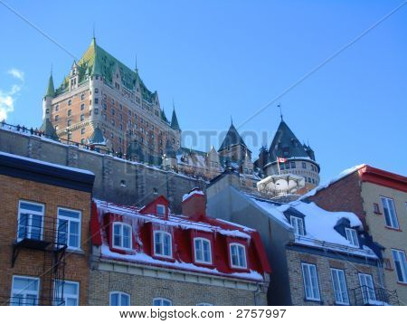 Quebec Architecture