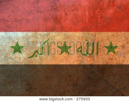 Metal_flag_iraq_2