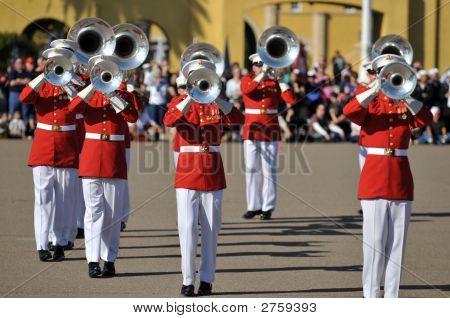 United States Marine Corps Marching Band