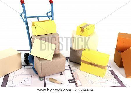 Mover con cajas
