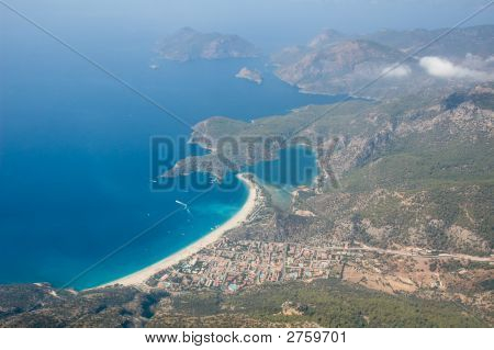 Aerial Costal View