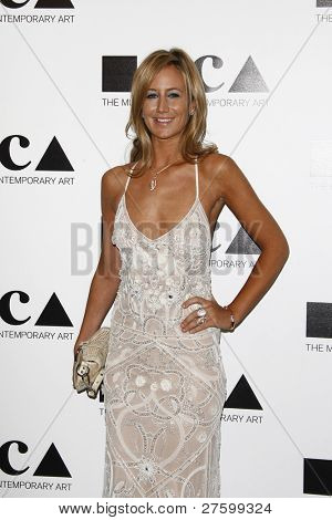 LOS ANGELES - NOV 12: Lady Victoria Hervey at the 2011 MOCA Gala, An Artist's Life Manifesto at MOCA Grand Avenue on November 12, 2011 in Los Angeles, California