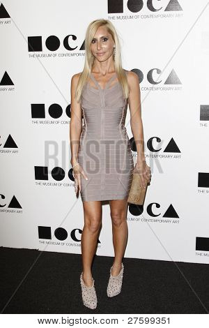 LOS ANGELES - NOV 12: Alexandra Von Furstenberg at the 2011 MOCA Gala, An Artist's Life Manifesto at MOCA Grand Avenue on November 12, 2011 in Los Angeles, California
