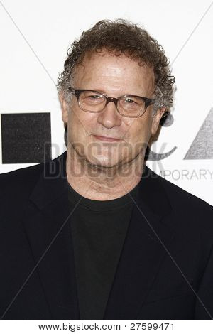 LOS ANGELES - NOV 12: Albert Brooks at the 2011 MOCA Gala, An Artist's Life Manifesto at MOCA Grand Avenue on November 12, 2011 in Los Angeles, California