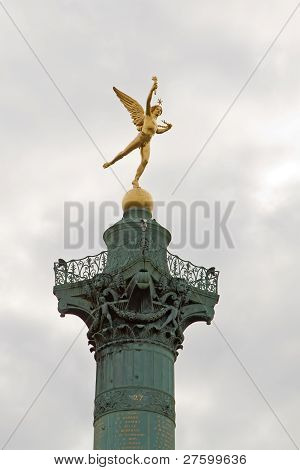 Angel Of Liberty, Paris