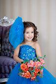 picture of cute little girl  - Cute little girl - JPG