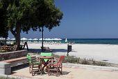 Mastichari beach on Kos Island Dodecanese poster