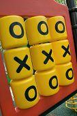 Children'S Playground - Tic Tac Toe Game