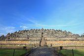 foto of arjuna  - Borobudur Temple in Yogyakarta - JPG
