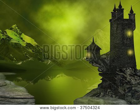 Magical Tower