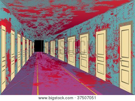Bloody Hall