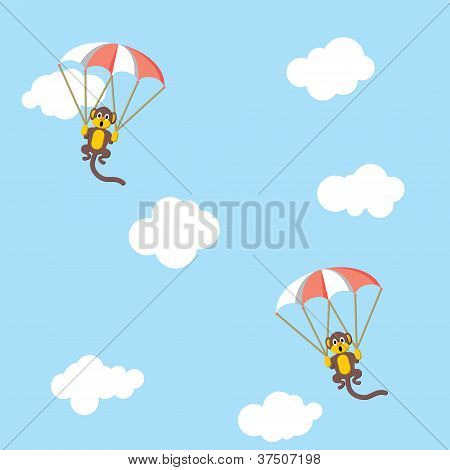 Monkeys With Parachutes