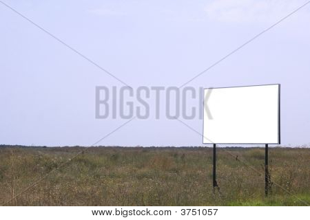Blank Sign In Field