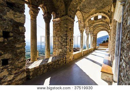 Mystical Mystras, Panayia Pantanassa Monastery