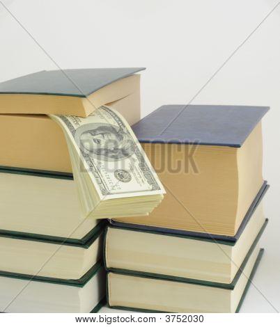 Money In Book.