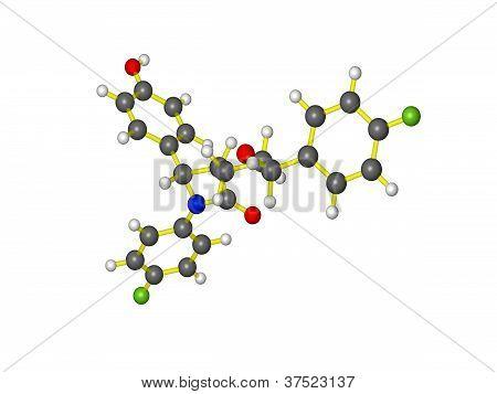 Zetia molecule