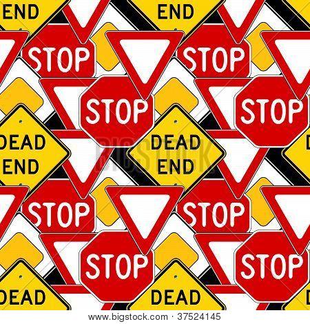 Traffic Signs Pattern