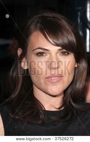 "LOS ANGELES - OCT 4:  Clea DuVall arrives at the ""ARGO"" Premiere at Samuel Goldwyn Theater on October 4, 2012 in Beverly Hills, CA"