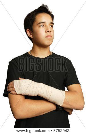 Sprained Wrist