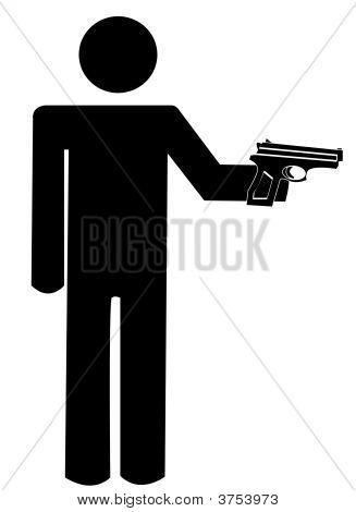 stick man shooter