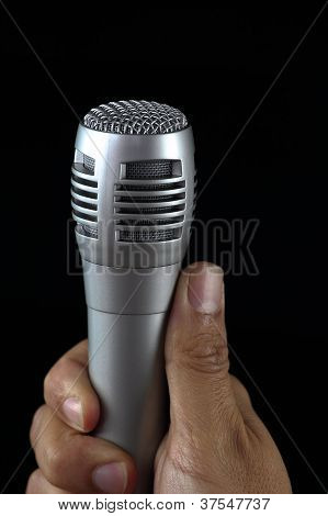 Close Up Microphone