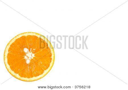 Lobule Of Orange.
