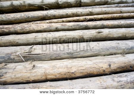 Woodpiles Backgrounds