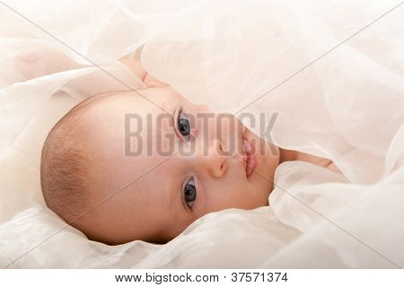 Baby Face With Soft Cover