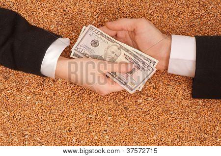 Lieferung der Ware zahlt