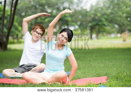 Simultaneous Stretching