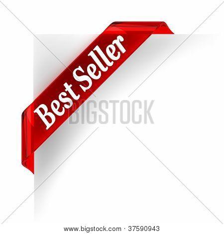 Best Seller Red Banner