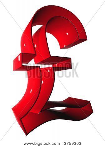 Símbolo 3D de alta resolução