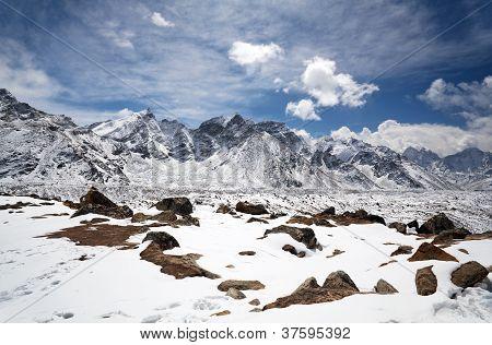 Everest Himalayan Range