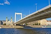 stock photo of sissi  - Elizabeth bridge - JPG