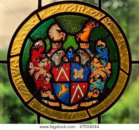 Vidrio círculo vitrage