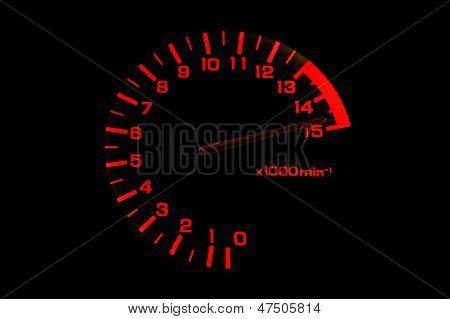 Automobile Tachometer Even Faster