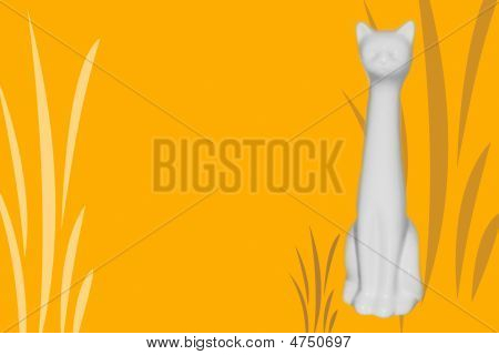 Template Cat - Orage Yellow