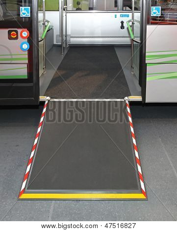 Ramp And Door