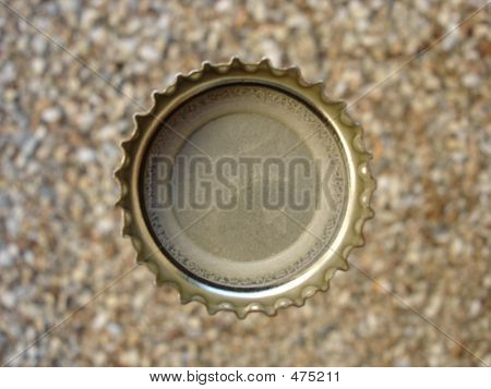 Tapa de la botella