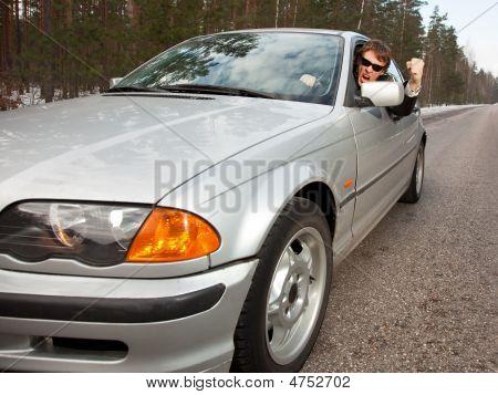 Aggressive Driver Concept