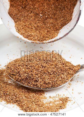 Tablespoon Of Wheat Bran