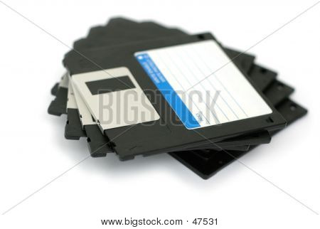 Black Diskettes II