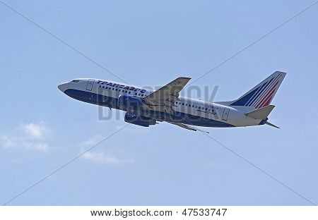 boeing 737 Aircraft