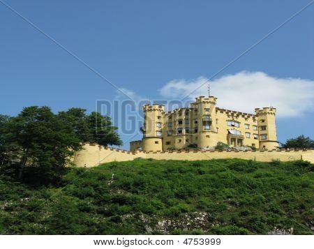 Castle Hohenschwangau.
