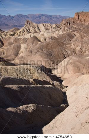 Death Valley's Zabriske Point