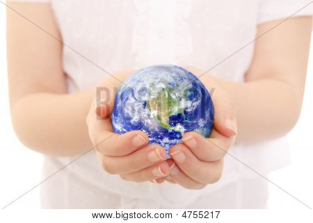 Cradling The Earth
