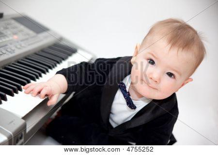 kleine Musiker