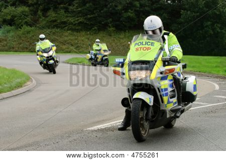 Police Riders