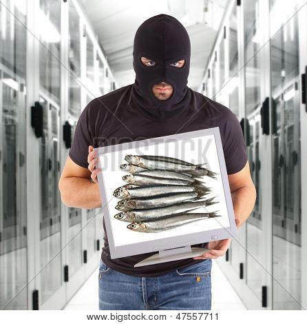 Phishing Metaphor